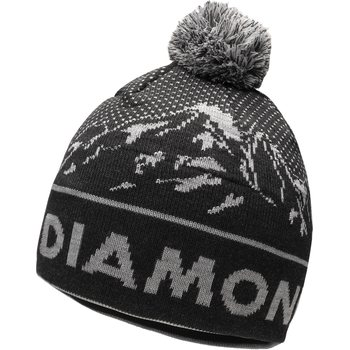 Black Diamond Olympus Beanie, Smoke-Limestone