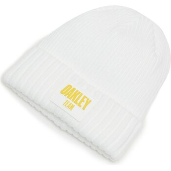 Oakley Team Patch Beanie, White