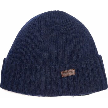 Barbour Carlton Beanie, Navy