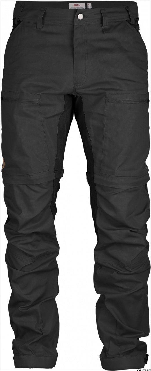 klassinen istuvuus aika halpaa pistorasia Fjällräven Abisko Lite Trekking Zip-Off Trousers M Regular
