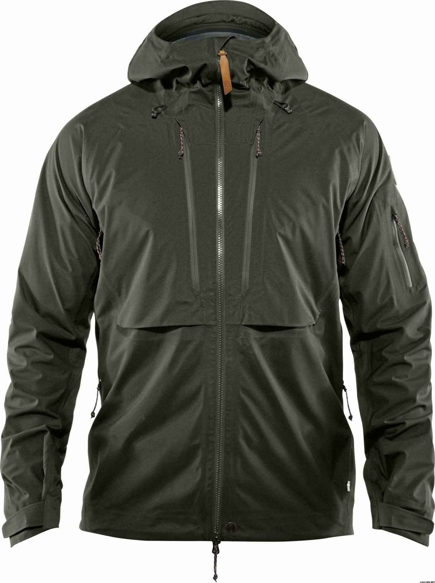 tunnetut tuotemerkit myyntipisteiden myynti klassikko Fjällräven Keb Eco-Shell Jacket