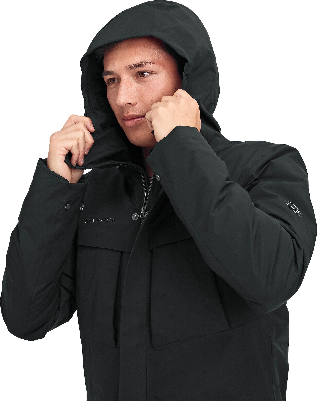Mammut Chamuera Hs Thermo Hooded Parka Men Men S Winter Jackets Heavylightstore