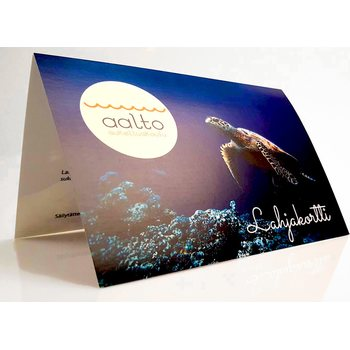 Diving School Aalto Gift card