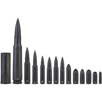 IMI Defense Dummy Bullets 9mm, 15 pcs