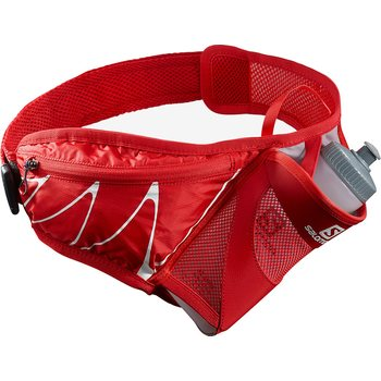 Hydration belts and drink bottle belts