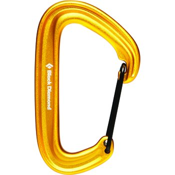 Carabiners with Standard Gate