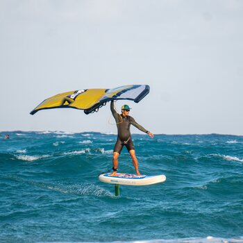 Wing Surf Starter Package with 4m² Wing