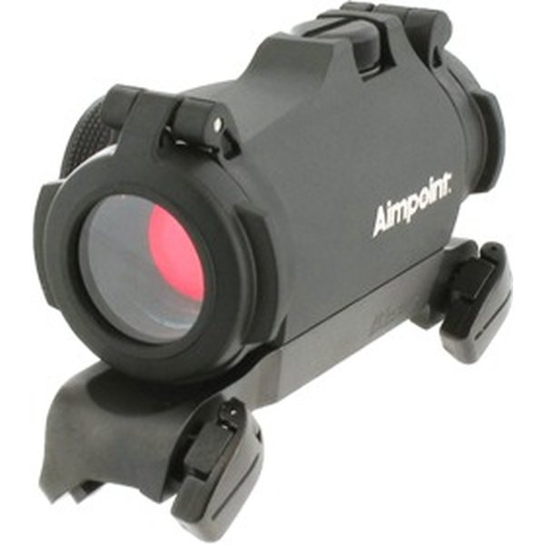 Aimpoint Micro H2 Blaser Qr Mount Red Dot Sights Heavylightstore