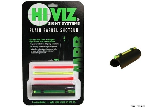 Hi-Viz MPB Snap On Sight for Plain Barrel Shotgun