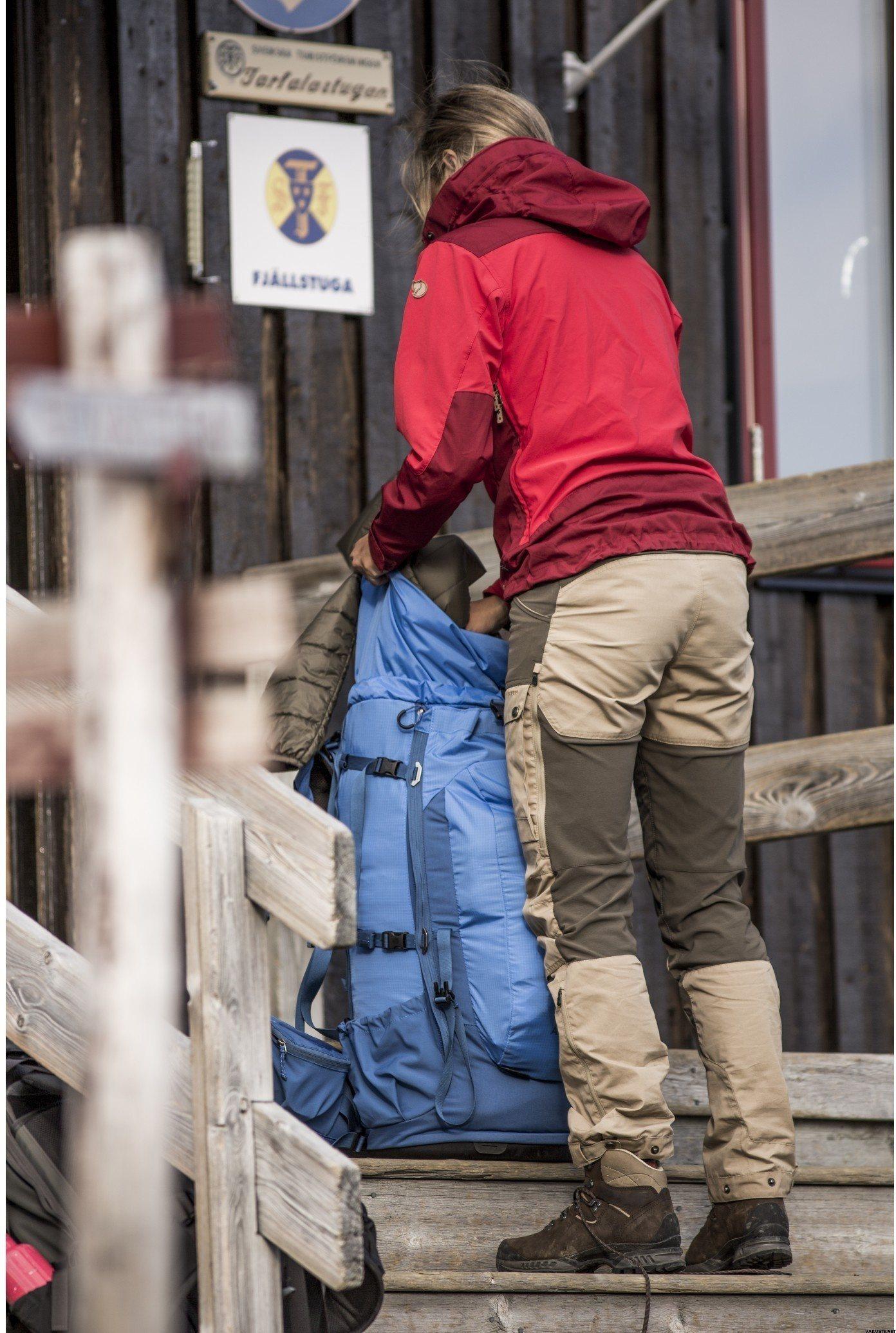 Fjällräven Keb Jacket Women & Keb Trousers Curved W Regular