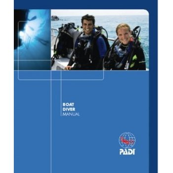 Diving course book