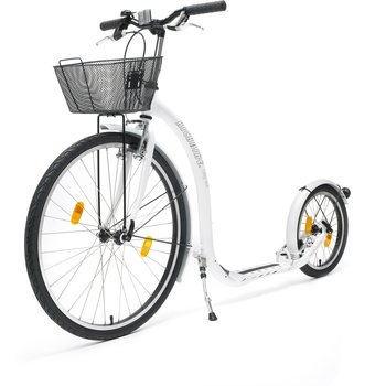 Kickbike City G4 + water bottle and cage