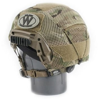 Team Wendy EXFIL Mesh Helmet Cover