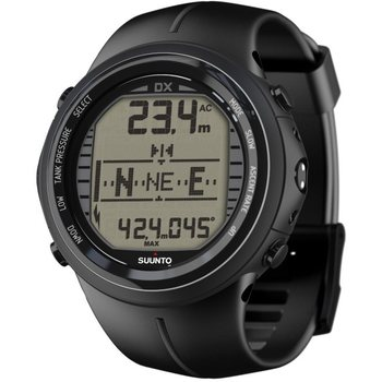 Suunto DX Black Elastomer + USB