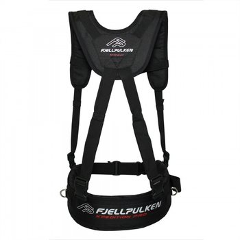 Fjellpulken Expedition harness with cross straps, extra padded (ART 711)
