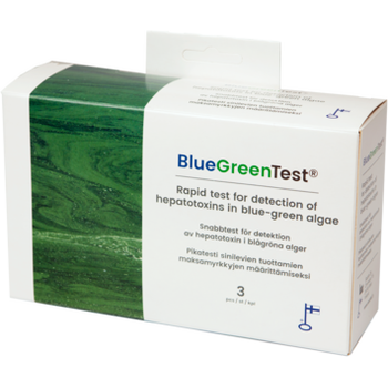 BlueGreenTest Blue-green algae test
