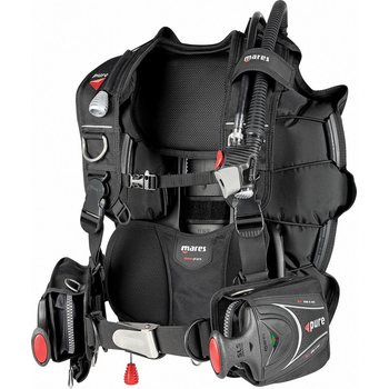 BCD's with weight pockets