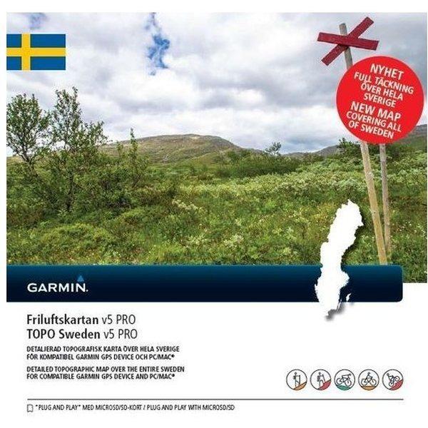 Garmin Topo Sweden V5 Pro Electronic Maps Heavylightstore