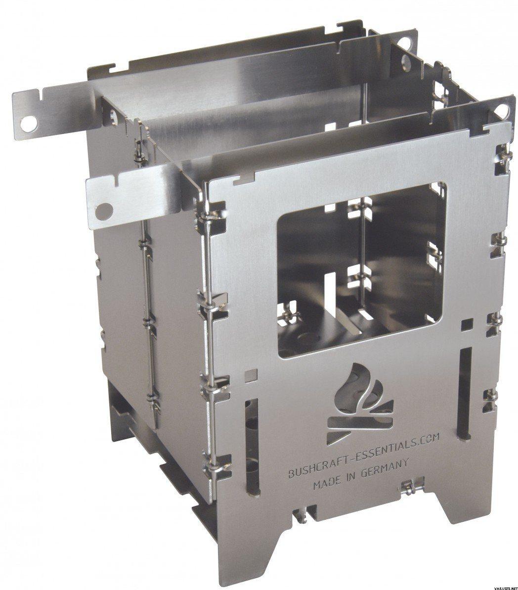 Bushcraft Essentials Universal Grate Bushbox LF